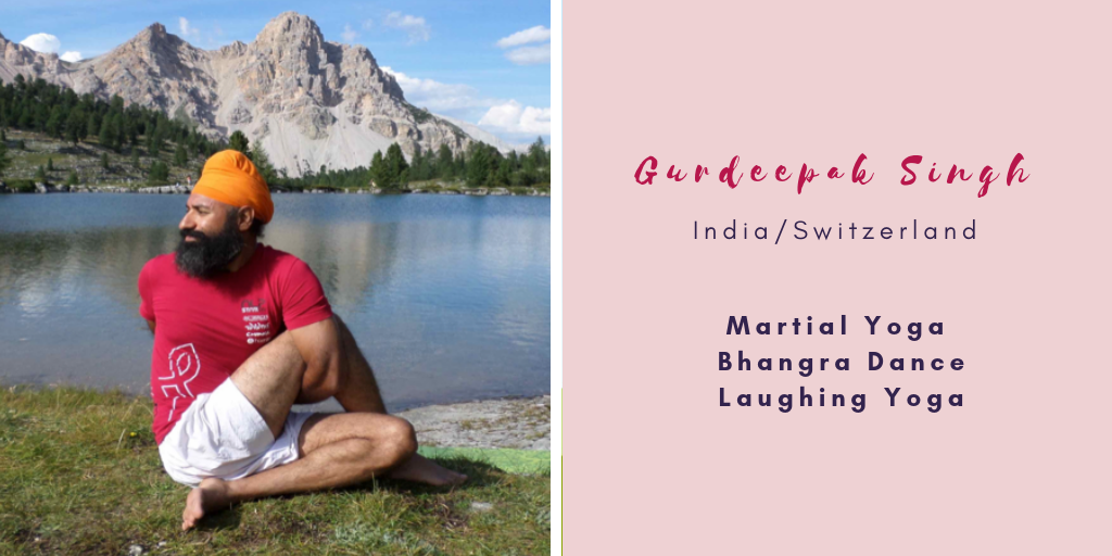 Bhakti Bliss Fest Switzerland Gurdeepak Singh